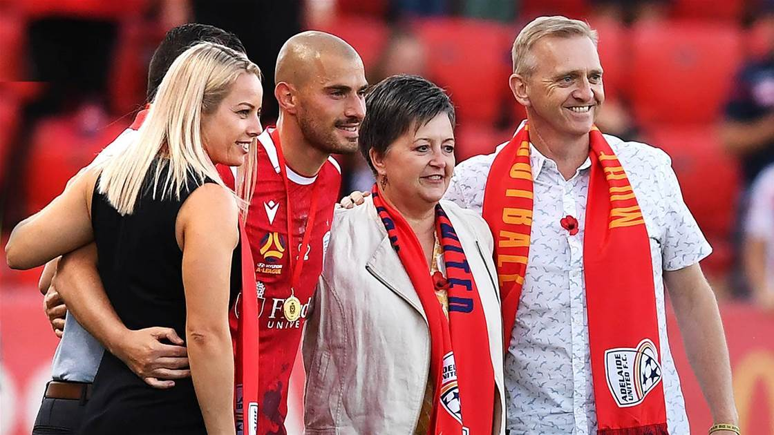Adelaide worries run deep: Troisi