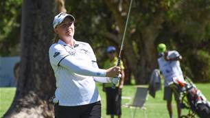 Scottish Invasion at Women's NSW Open