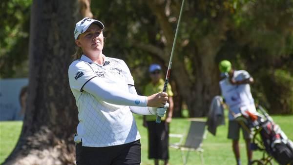 Scottish Invasion at Women's NSW Open