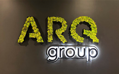 Arq Group losses blow out to $129m
