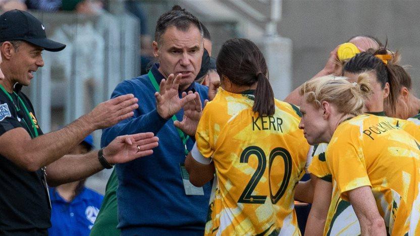Matildas keep eyes on Olympic prize