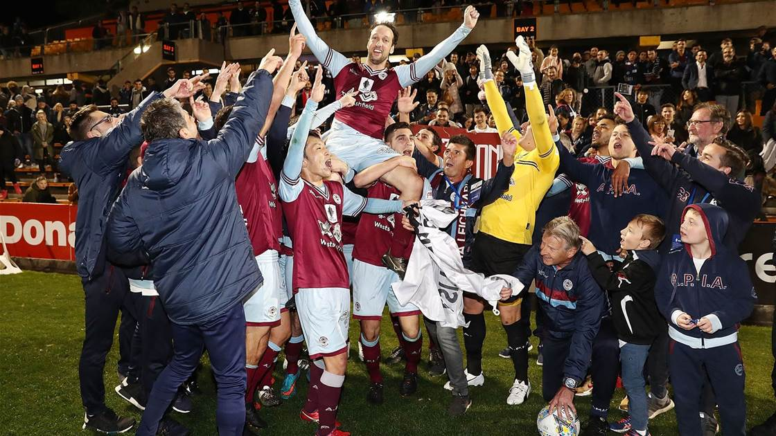 The Mixer: APIA Leichhardt to launch second division interest