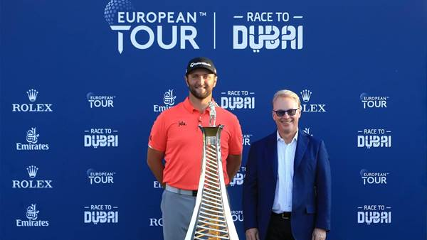 European Tour cancels more tournaments
