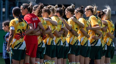 Matildas' matches called off