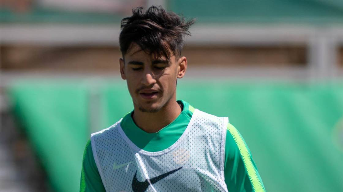 Arzani heads for home and Celtic exit