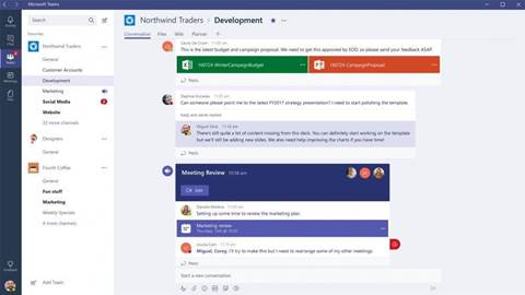 Millions flock to Microsoft Teams during coronavirus outbreak