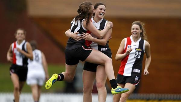 AFLW Young Guns Countdown: No. 5 Caitlin Greiser