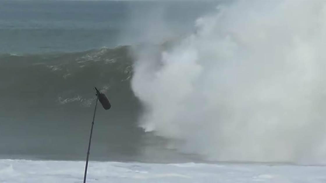 Waves That Mattered: Dorian's Puerto Beast