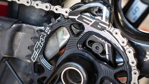 TESTED: CSIXX Chain guide and chain ring