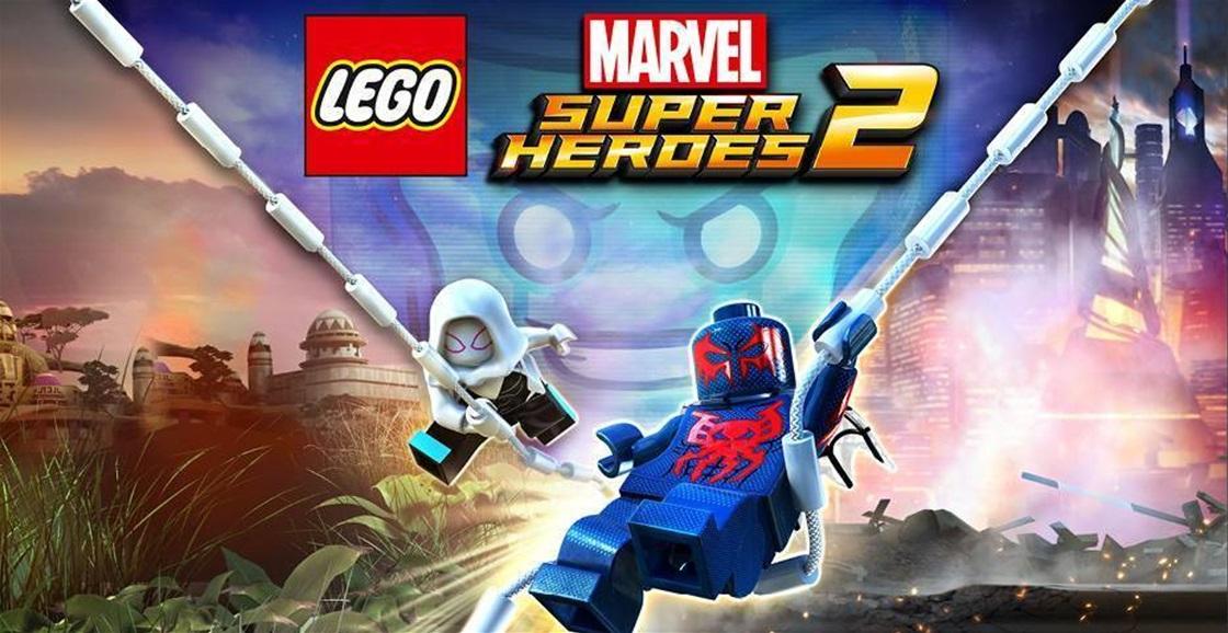 LEGO Marvel Super Heroes 2 Cheats