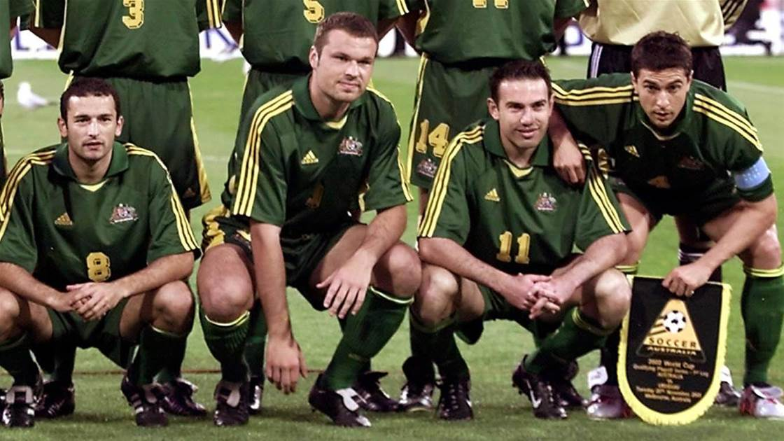 FFA turns to Australian footballing legends to right the game's ship