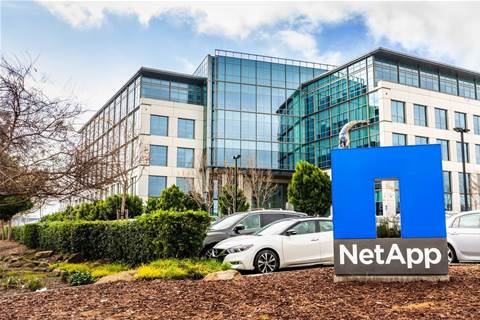 NetApp Insight: Going big on multi-cloud storage, compute, VDI