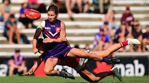 Kiara Bowers: The most courageous player we've seen?