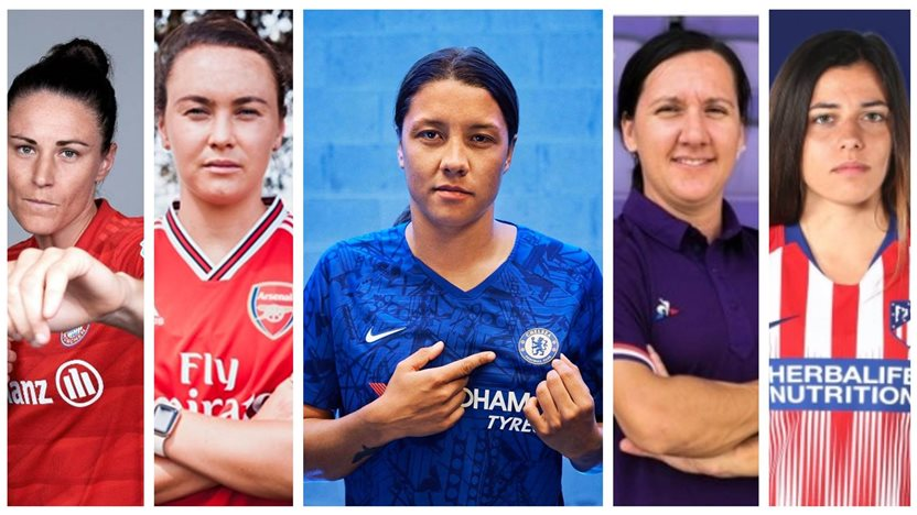 Matildas Abroad: COVID-19 Global Updates