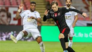 The Socceroo winger on-fire for Saudi surprise packet Al-Wehda