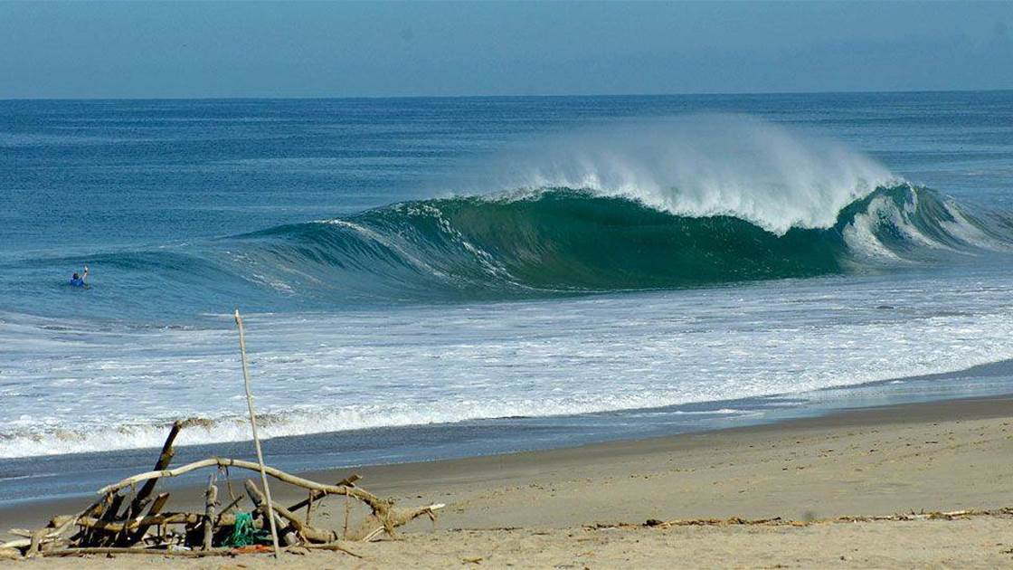 The surf trip gets messy in Montanita, Ecuador