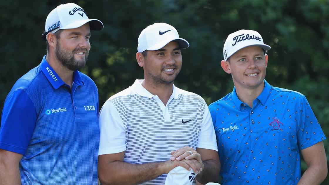Private jets ease concerns for PGA Tour return