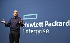 HPE restructures for 'post COVID-19 world'
