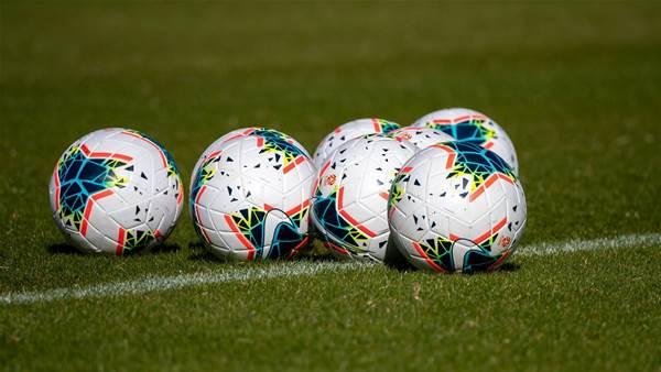 A-League aims for June training return