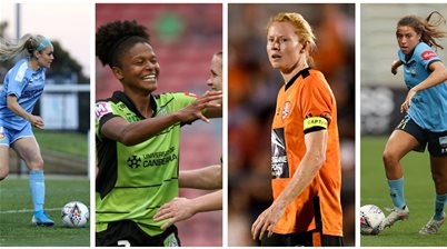 The players each W-League club must retain next season