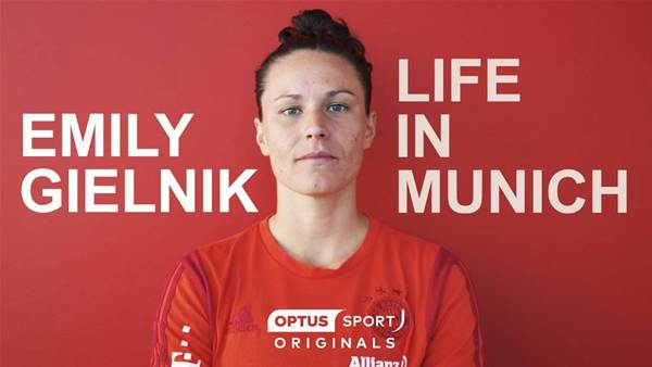 How opening a gym led Gielnik to Matildas and Munich glory