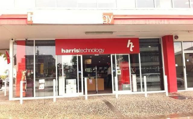 Harris Technology returns to profitability