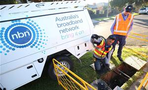 NBN Co used extra $700m CapEx in final year of 'initial build'