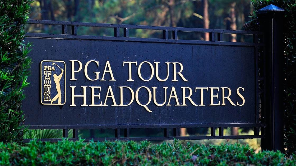 Players urged to home-test for PGA Tour events