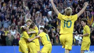 The 'breathtaking' 1995 first Australian side to make the World Cup