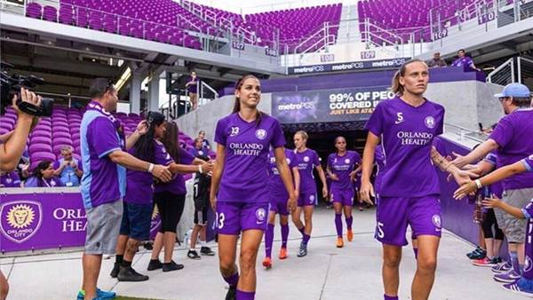 NWSL to return later this month
