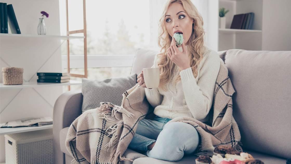 7 ways to stop stress eating