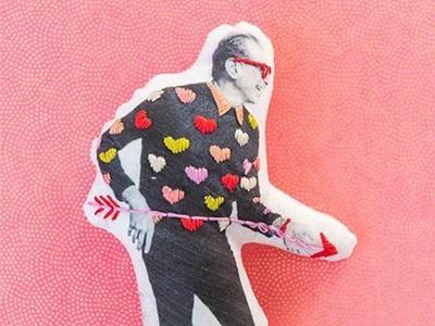 diy celebrity crush dolls