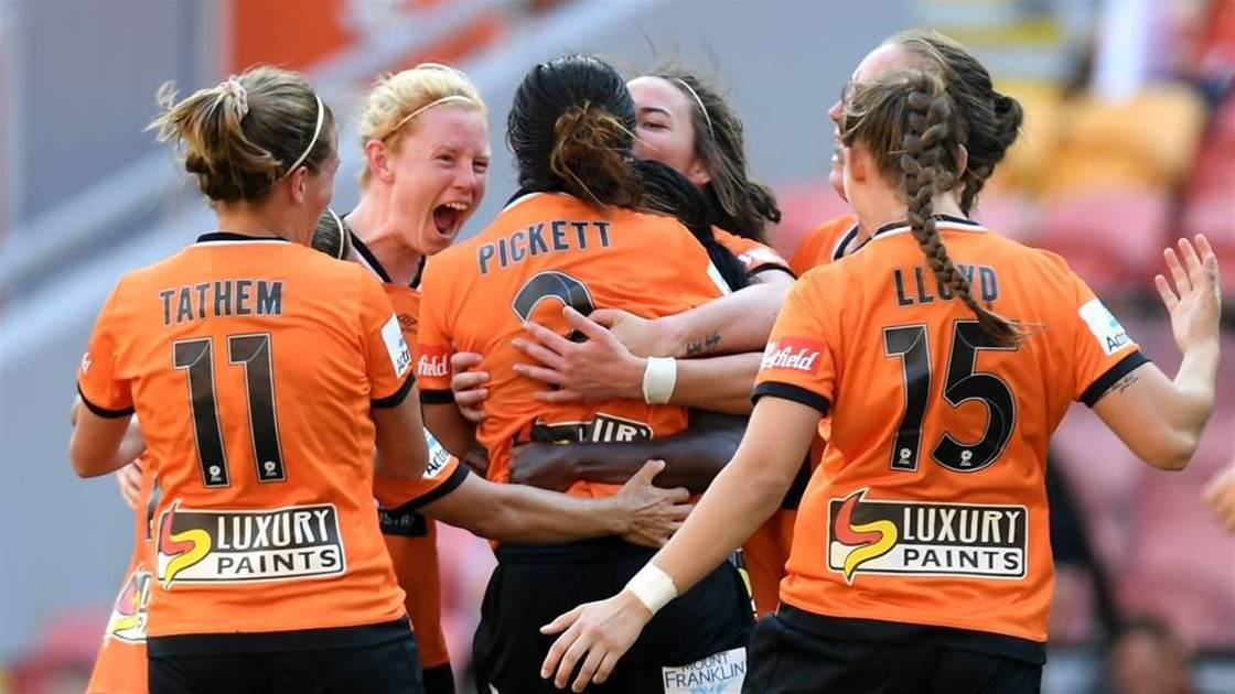 World Cup hero urges FFA for full-time professional W-League