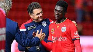 Adelaide United name interim coach