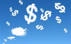 Cloud providers spend billions with ODMs