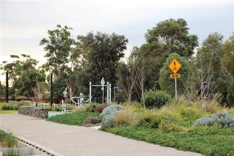 Wyndham City debuts first smart parks and precincts
