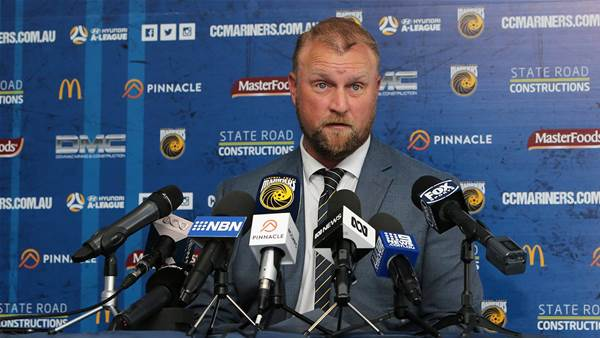A-League winter move excites Mariners boss