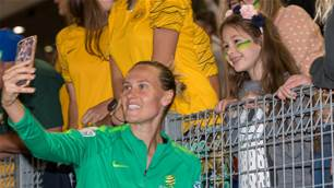 WWC would transform Australian football: van Egmond