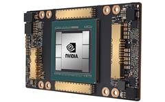 Nvidia A100 gets broad server support