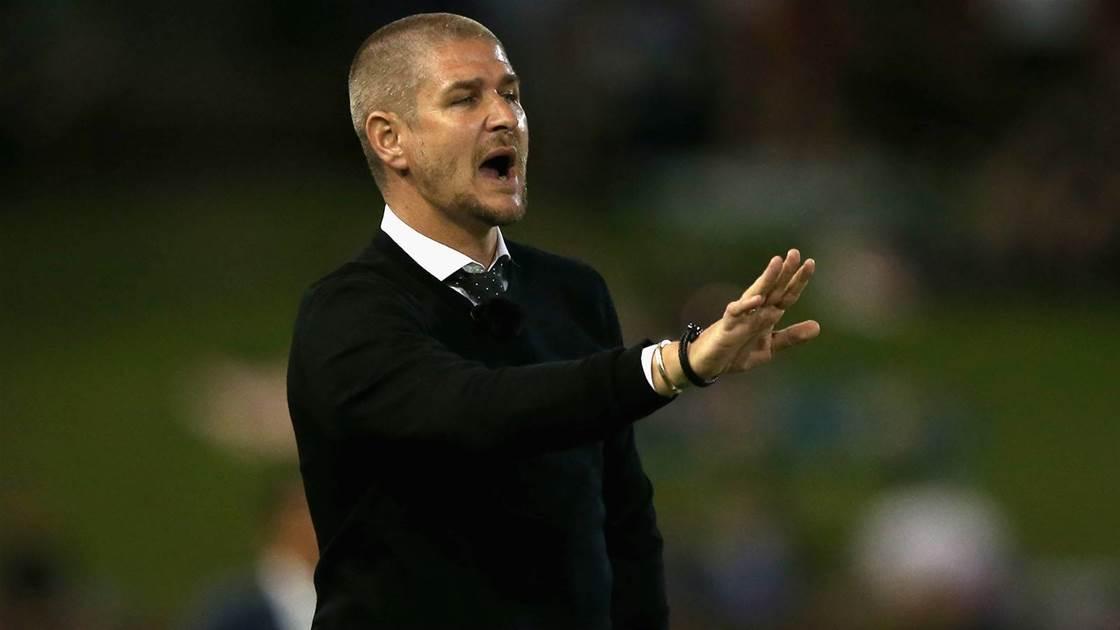 Jets' coach return to Australia confirmed