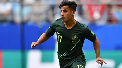 Daniel Arzani 'set for Dutch loan move'