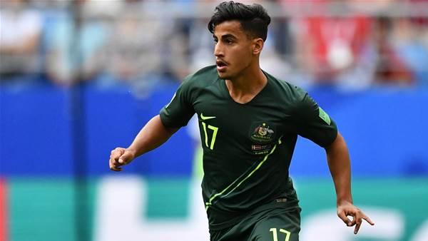 Daniel Arzani 'set for Dutch loan move'