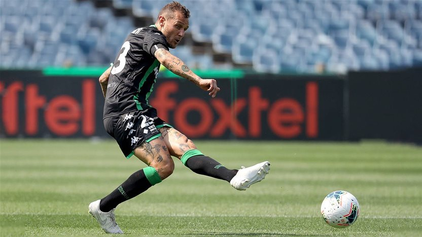 Diamanti life! Ale to see out his career at Western United