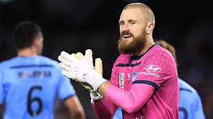 Shutdown work pays off for Sydney FC star