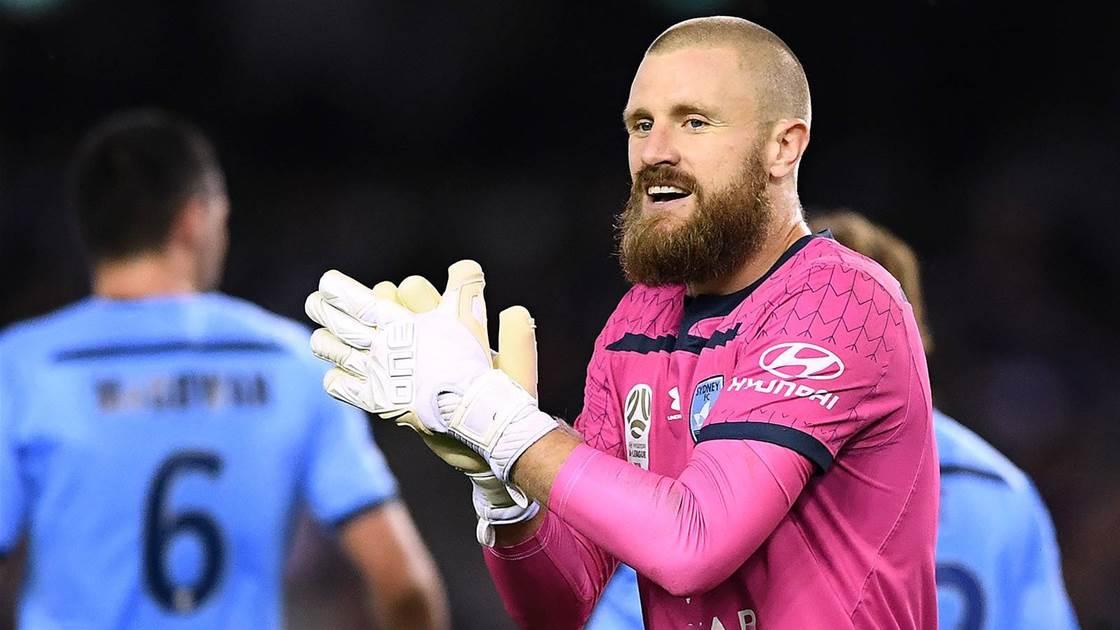 Shutdown work pays off for Sydney FC star