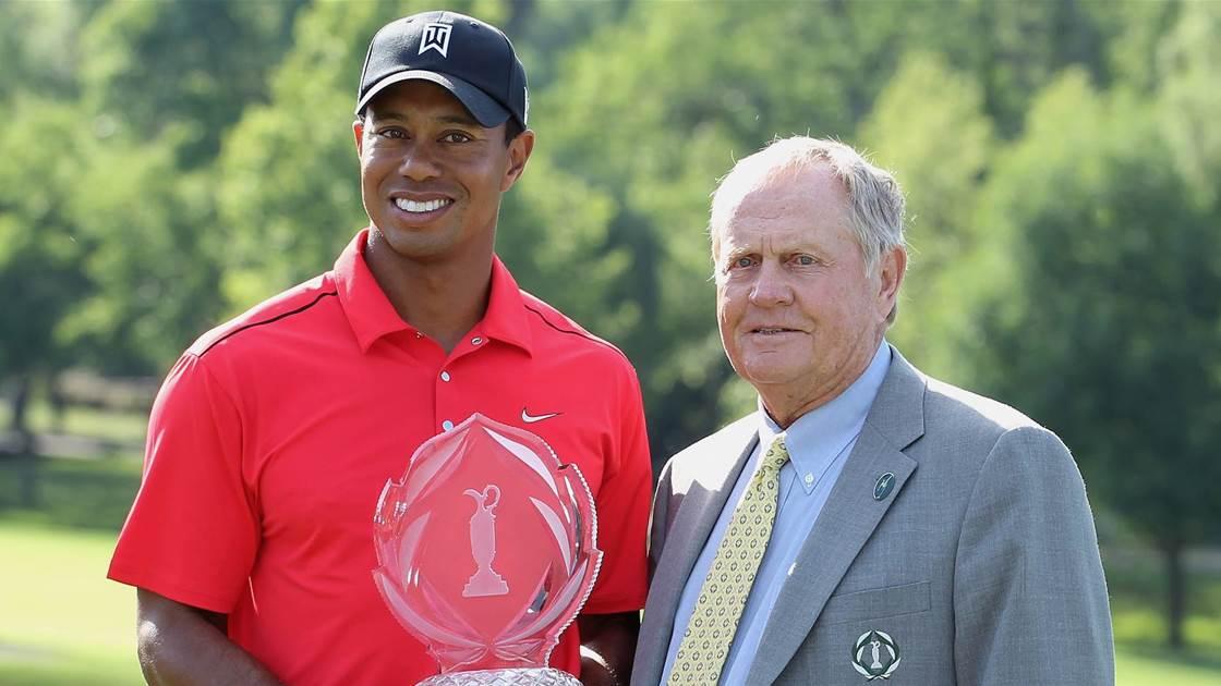 Tiger to make PGA Tour return at Jack's place