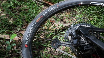 TESTED: Hutchinson Python 2 Tyres