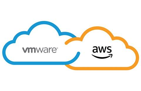 VMware unveils new Cloud on AWS features for partners
