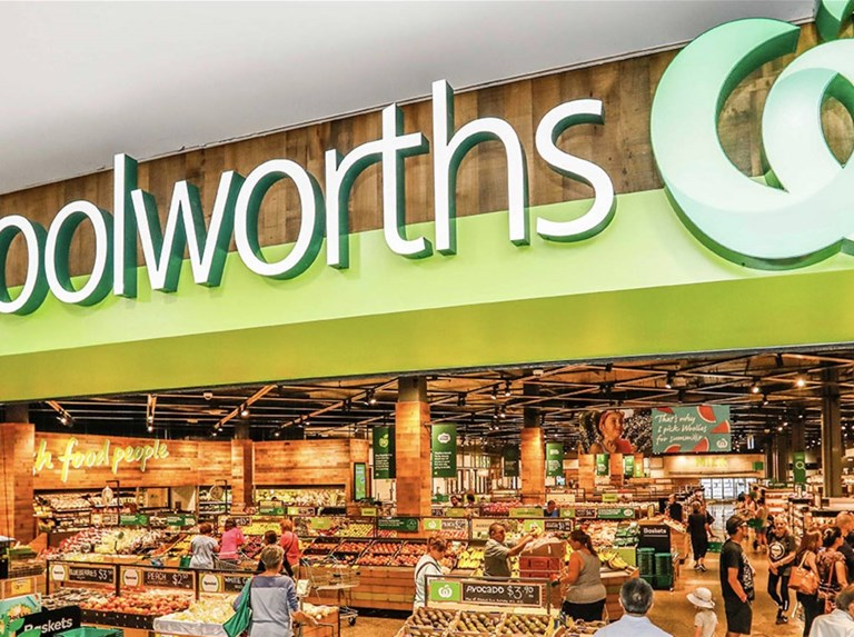 Woolworths to use computer vision to aid the setup of in-store displays