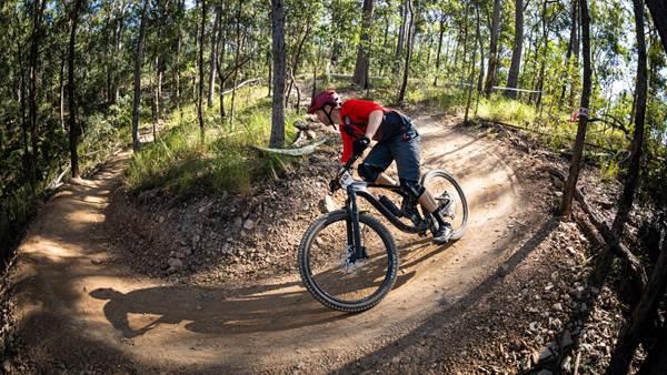 155km of trails for Mogo, NSW!